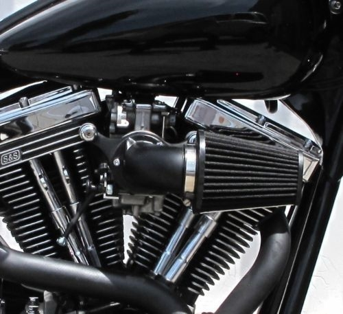 Screaming Eagle Style Air Cleaner Filter Kit Cv Carb