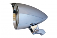 "4.5"" X 7"" Chrome Billet CONCORDE Headlight"