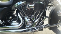 CHROME PRO FORCE AIR CLEANER BAGGERS